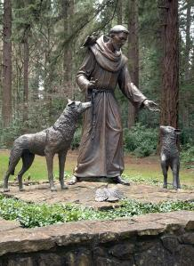 statue-of-st-francis-of-assisi-gino-rigucci