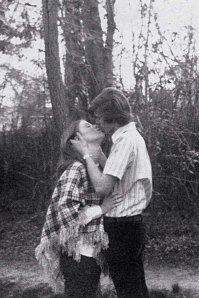 1972 b&w kiss