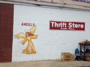 Angels Among Us store