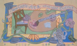 Castle Street Mural