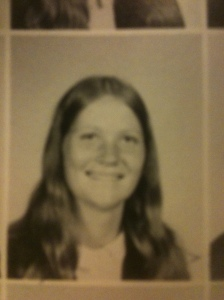 JoAnne from 1972 yearbook