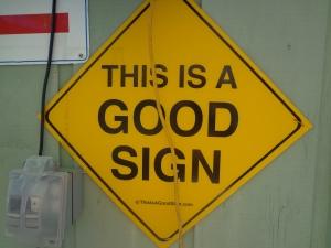 sign at Summerland key wharf