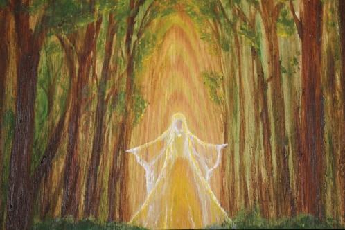 Forest Angel ligher