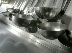 Ladles by Borja Fernandez via FreeRange Stock
