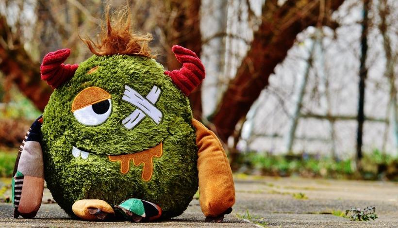 gremlin from pixabay