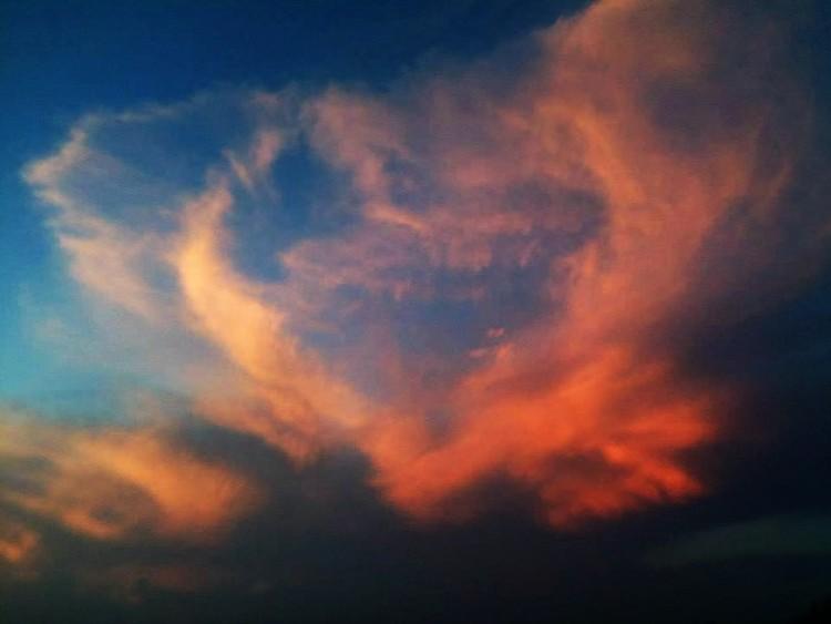 Cloud heart (2)