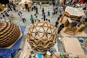 cardboard homes, Awesome Stories