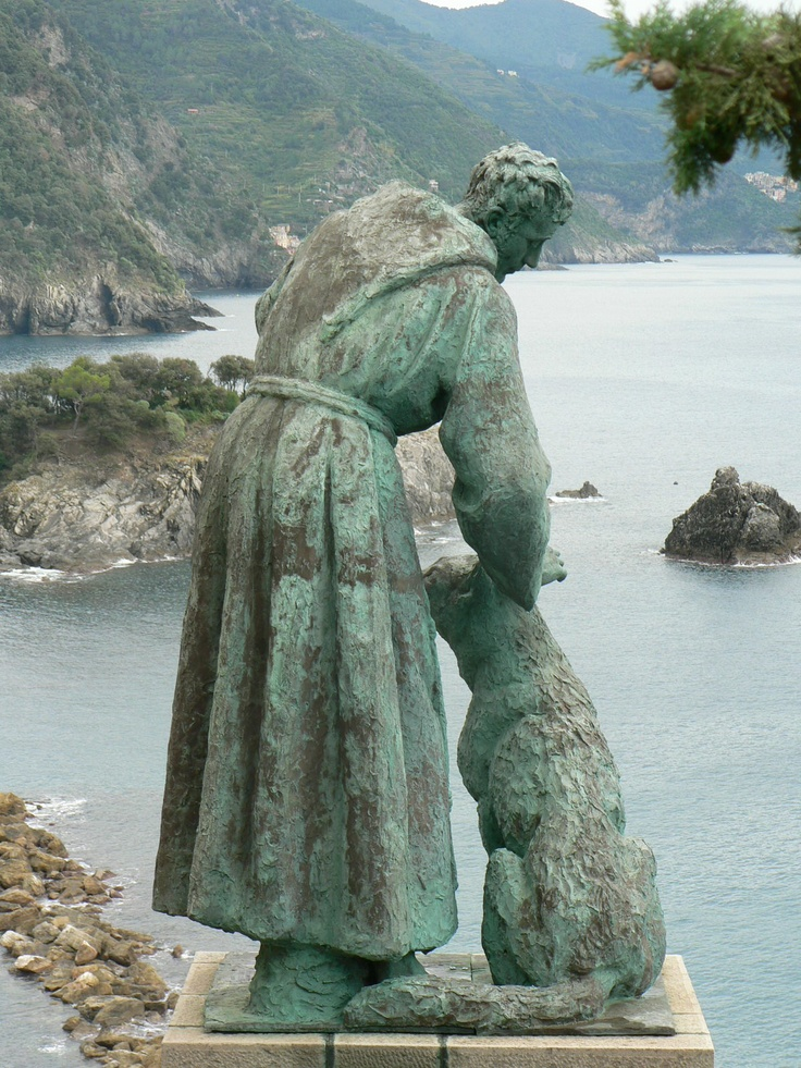 st-francis-the-wolf-cinque-terra-italy