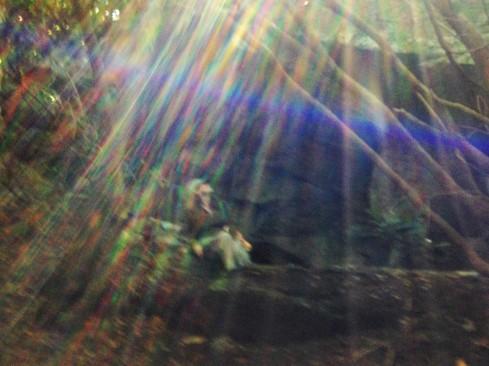 joanne-in-cave-light