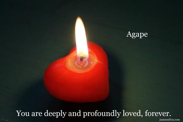agape-candle