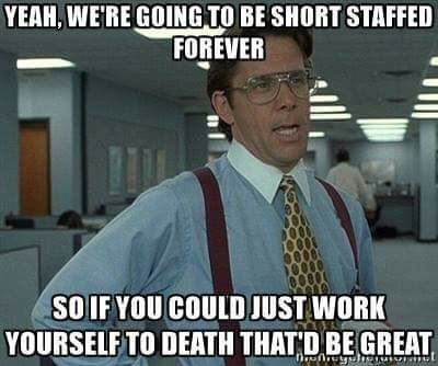 work to death