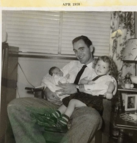 Dad with Baby mk and me (2)