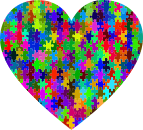 heart puzzle from pixabay