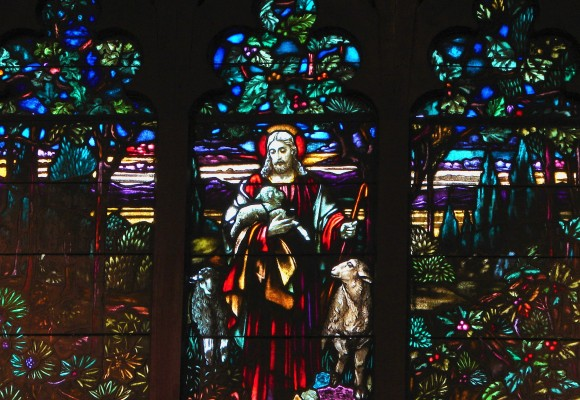 Good Shepherd Window (2)