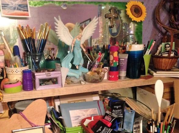 studio spare room (2)