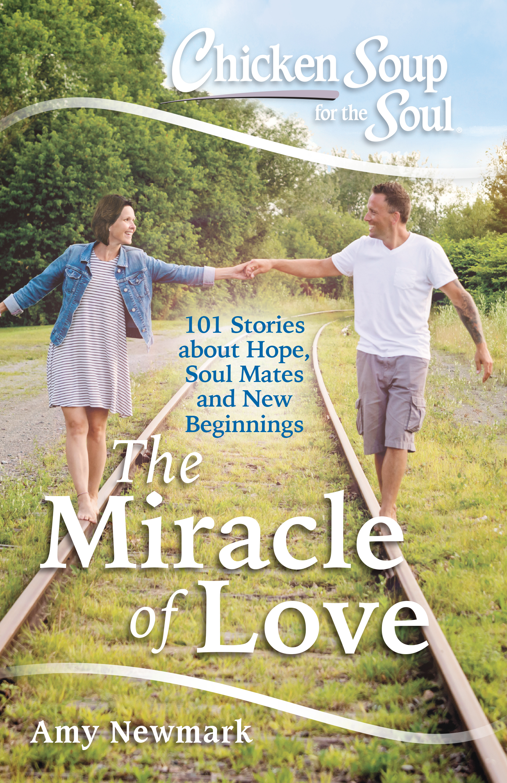 Chicken Soup cover The Miracle of Love
