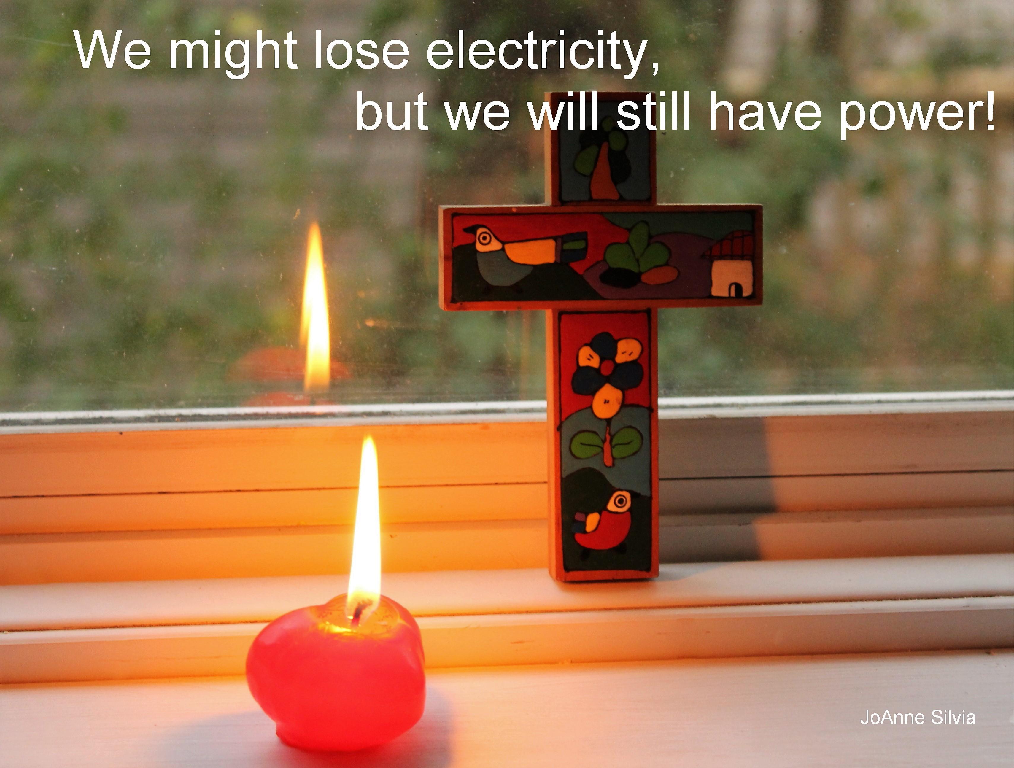 Power poster horizontal