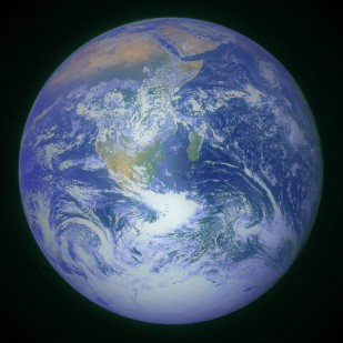 Earth, The Blue Marble (2)
