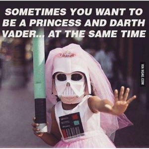 Princess Vader
